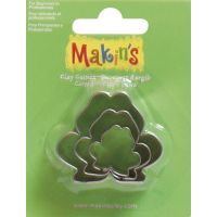 Makin's Clay Cutters 3/Pkg NOTM156473