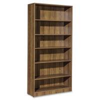 Lorell Essentials 6-Shelf Bookcase LLR69973