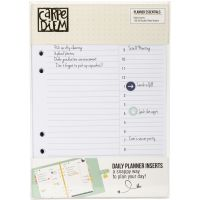 Planner Essentials Double-Sided Inserts A5 156/Pkg NOTM373142