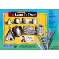 Jon Gnagy Learn To Draw Set NOTM471014