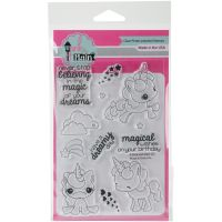 """Pink & Main Clear Stamps 4""""X6"""" NOTM344825"""