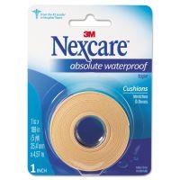 "3M Nexcare Absolute Waterproof First Aid Tape, Foam, 1"" x 180"" MMM731"