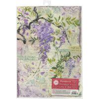 Stamperia Rice Paper Sheet A4 NOTM249014
