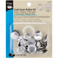 Craft Cover Button Kits NOTM090686