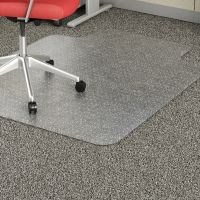 Lorell Economy Low Pile Standard Lip Chairmat LLR02156