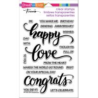 Stampendous Perfectly Clear Stamps NOTM449124