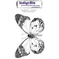 """IndigoBlu Cling Mounted Stamp 5""""X4"""" NOTM353098"""
