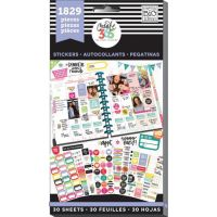 Create 365 Happy Planner Sticker Value Pack NOTM442901