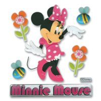 Disney Dimensional Stickers NOTM364542