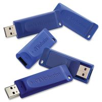 Verbatim 8GB USB Flash Drives VER99121