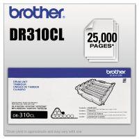 Brother DR310CL Drum Unit, Black BRTDR310CL