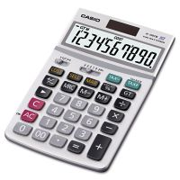 Casio JF100MS Desktop Calculator, 10-Digit LCD CSOJF100BM