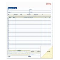 TOPS Purchase Order Book, 8 3/8 x 10 3/16, Two-Part Carbonless, 50 Sets/Book TOP46146