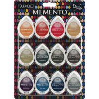 Memento Dew Drop 12/Pkg Snow Cones NOTM222117