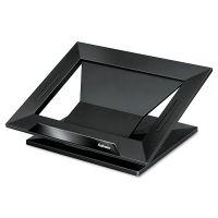 Fellowes Designer Suites Laptop Riser, 13 1/16 x 11 3/16 x 4, Black Pearl FEL8038401