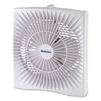 "Holmes 10"" Personal Size Box Fan, Plastic, White HLSHABF120WN"