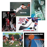 Trend Sports Motivating Posters Combo Pack TEPA6685