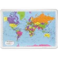 """Painless Learning Laminated Placemats 17.5""""X12.25"""" NOTM360977"""