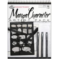 Essentials Manga Character Artist Pack NOTM422606