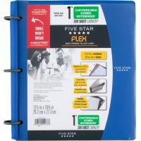 "Five Star FiveStar Flex Hybrid 1"" NoteBinder MEA72011"