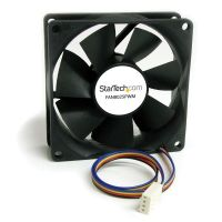 StarTech.com 80x25mm Computer Case Fan with PWM SYNX3109055