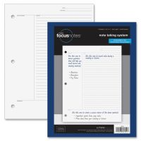 TOPS FocusNotes Loose Leaf Paper TOP62354