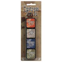 Ranger Distress Mini Ink Kits - Kit 5 NOTM394079