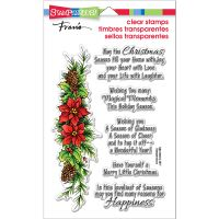 """Stampendous Perfectly Clear Stamps 7.25""""X4.625"""" NOTM018219"""