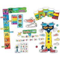 Teacher Created Resources Pete The Cat Bulletin Board Set TCR9475