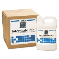 Franklin Cleaning Technology Interstate 50 Floor Finish, 1gal Bottle, 4/Carton FKLF195022CT