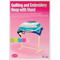 Quilting & Embroidery Hoop & Floor Stand NOTM072301
