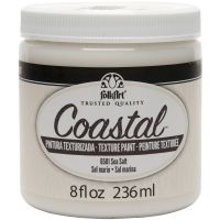 FolkArt Coastal Texture Paint 8oz NOTM435845