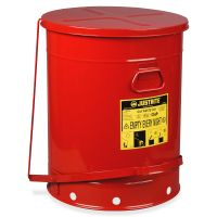 Justrite Just Rite 21-Gallon Oily Waste Can JUS09700
