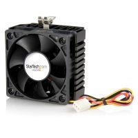 StarTech.com 65x60x45mm Socket 7/370 CPU Cooler Fan w/ Heatsink & TX3 connector SYNX495698