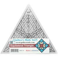 Quilter's Equilateral Triangle Ruler NOTM081124