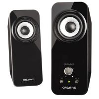 Creative Inspire T12 2.0 Speaker System - 18 W RMS - Black SYNX2467179