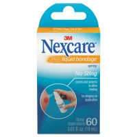 3M Nexcare No-Sting Liquid Bandage Spray, 0.61oz MMMLBS11803