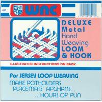 Deluxe Hand Weaving Loom & Hook NOTM200615