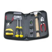Stanley General Repair 8 Piece Tool Kit in Water-Resistant Black Zippered Case BOS92680