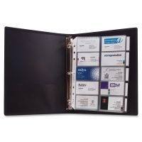 Anglers 3-Ring Business Card Binder ANG303