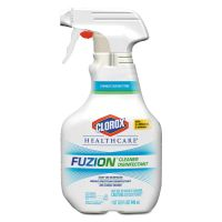 Clorox Healthcare Fuzion Cleaner Disinfectant Spray, Liquid, 32 oz CLO31478EA