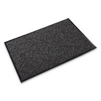 Crown Fore-Runner Outdoor Scraper Mat, Polypropylene, 36 x 60, Gray CWNFN0035GY