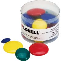 Lorell Magnets Assortment LLR21557