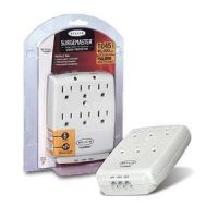 Belkin 6-Outlet Wall Mount Home Series SYNX970106