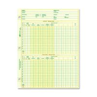 Rediform National Payroll Filler Sheets RED15009