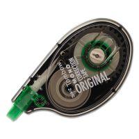 """Tombow MONO Correction Tape, Non-Refillable, 1/6"""" x 394"""", White Tape TOM68620"""