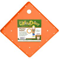 "Ups-A-Daisy Square Planter Insert 13"" NOTM304998"