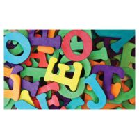 """Pacon 1-1/2"""" Wooden Capital Letters PACAC3603"""