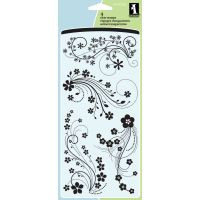 "Inkadinkado Clear Stamps 4""X8"" Sheet NOTM470170"