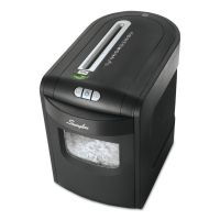 Swingline EM07-06 Micro-Cut Jam Free Shredder, 7 Sheets, 1-2 Users SWI1757395